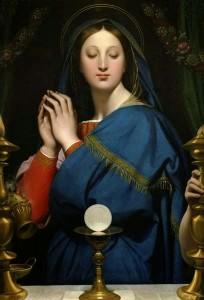 mary_eucharist