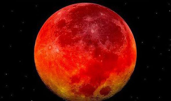 Luna Piena in Ariete