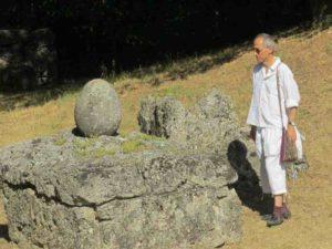 etruscan grave